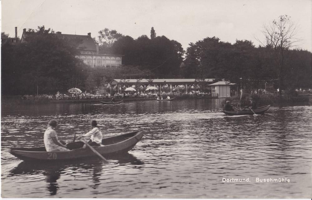 Buschmuehle 1929