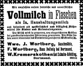 Buschmuehle - Vollmilch
